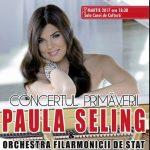 Paula Seling Concertul primaverii 2017