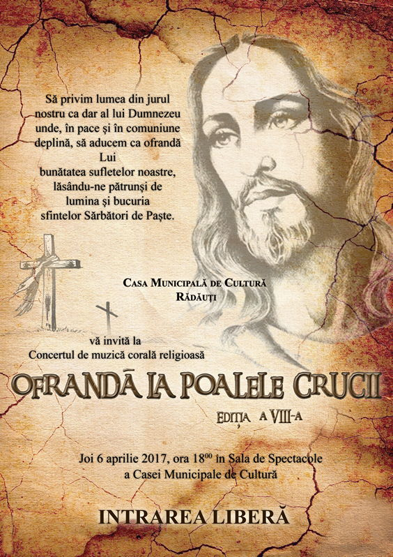Ofranda la poalele Crucii